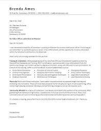 Crime Victim Advocate Cover Letter Sample Cover Letter For Dream Job