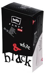 """<b>Прокладки</b> гигиенические <b>Bella</b> """"<b>Panty Slim</b> Black&White ..."""