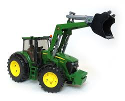 home toys bruder toys tractors bruder john deere 7930 tractor with loader 1 16 scale