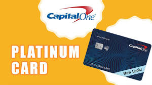 Then, just follow the directions under change password. Review Capital One Platinum Mastercard Youtube