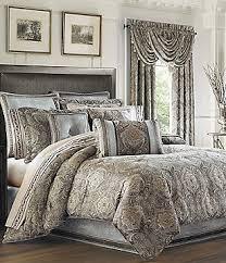 dillards bedroom comforter sets. j. queen new york provence damask chenille comforter set dillards bedroom sets
