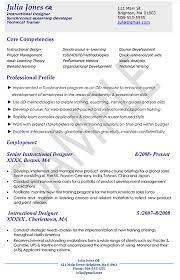 Instructional Designer Resume Beauteous Instructional Designer Resume Outathyme