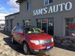 2007 Ford Edge   Sam's Auto