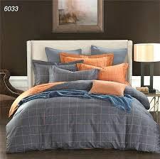 orange duvet cover king orange duvet cover queen gray and orange bedding letters grey white geometric