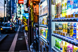 Interesting Facts About Vending Machines Extraordinary Fun Facts About Japan 留学の注意点
