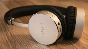 <b>Satechi Aluminum Wireless</b> Headphones - YouTube