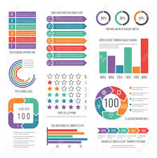 Infographic Modern Workflow Marketing Diagram Statistic Charts