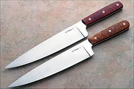 Sample Work  Haburn Custom Kitchen Knives And Personal Projects Custom Kitchen Knives