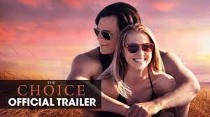 """The Choice (2016 Movie - Nicholas Sparks) Official Trailer – """"Choose Love""""  - YouTube"""