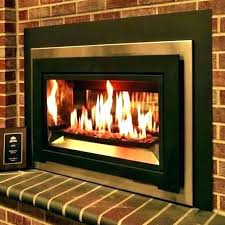 wood burning fireplace installation cost gas fireplaces installation