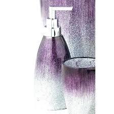 purple bath rug bathroom rugs and grey gray ideas home decor royal contour