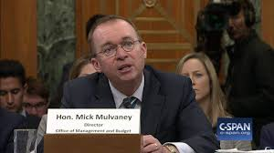 C-SPAN - OMB Director Mick Mulvaney on ...