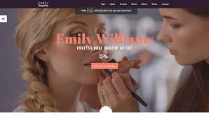 makeup artist websites templates makeup artist websites under fontanacountryinn com
