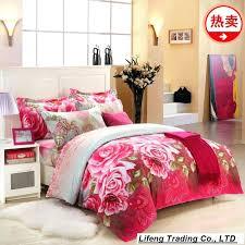 3d comforter set bedding queen size bedding set flowers bed linen home textile bedclothes duvet