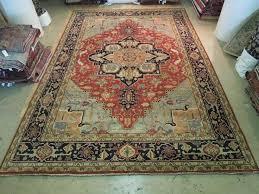 photo 1 of 5 12 x 18 rug 1 handmade 12x18 area rug traditional famous serapi carpet