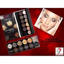 sleek i divine au naturel palette 601 sleek makeup lidschatten