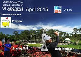 St Andrews Golf Magazine April 2015 by St Andrews Golf Magazine - issuu