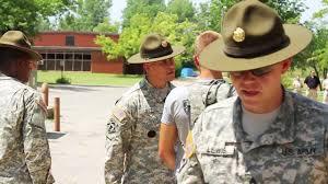 Drill Sergeant Duty Descriptions
