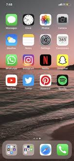 Phone apps iphone, Homescreen iphone ...