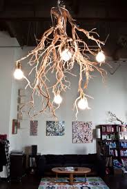 unique rustic lighting. 68 Most Awesome Tree Branch Chandelier Modern Cage Bronze Chandeliers Miami Crystal Linear Unique Kitchen Ch Rustic Lighting E
