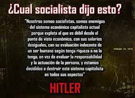 Resultado de imagen para hitler nacional socialista