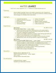 Teacher Skills Resume Teaching Skills Resume Emberskyme 22