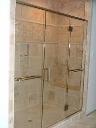 install glass shower door shower doors