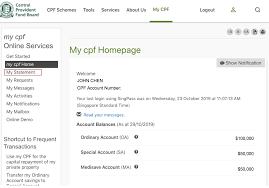 How do I find my CPF Investment Account (CPF-IA) number? - Endowus FAQ