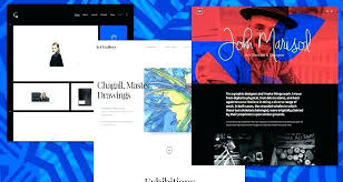 Best Photography Website Theme Painting Artist Templates
