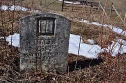 Mary Polly Dunn Harmon (1774-1850) - Find A Grave Memorial