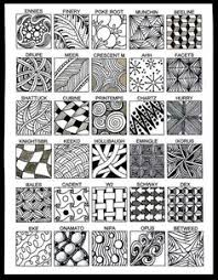 Zentangle Patterns Extraordinary patterns doodle zentangle Doodles Pinterest Doodles