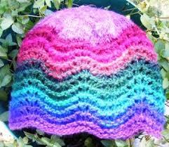 Ravelry Knitting Pattern Central Gorgeous Noro Kureyon OneBall Wavy Gravy Hat Iconoclastknit