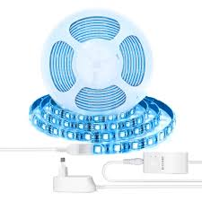 Light Strips That Work With Alexa Blitzwolf Bw Lt11 Smart Led Light Strip With 4000k Color