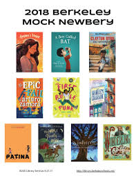 across the district over 300 4th and 5th grade students read and discussed the best new books published in 2018 library staff literacy coaches