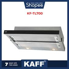 Máy hút mùi âm tủ bếp 7 tấc Kaff KF-TL700 (Dòng cảm ứng) giảm chỉ còn  3,250,000 đ