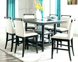 counter height round table and chairs tall dining table set counter height round table and chairs