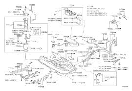 TOYOTA CAMRY HYBRID ASIAACV51R-JEPEKT - BODY - FUEL TANK TUBE ...