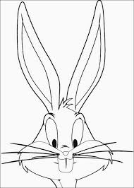 Small Picture Bugs Bunny coloring page
