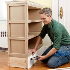 how to build a front doorHow to build a columned room divider to separate the front door