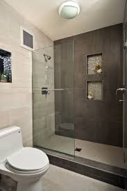Bathroom Design Ideas, Modern Personal Home Luxurious Small Bathroom Designs  With Walk In Shower Round