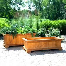 home depot flower boxes planting patio planter planters pots clay