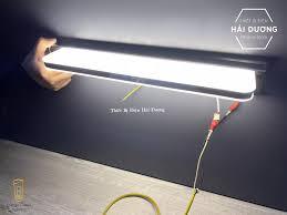 Đèn soi tranh - Đèn rọi gương Led Model A19 Ánh Sáng Vàng - 2 Kích Thước  40cm-50cm - Có video thực tế