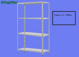 small metal shelf. Detachable Small Metal Storage Rack Unit , Bolt Together Steel Shelving System Shelf S