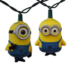 deable me minions light set