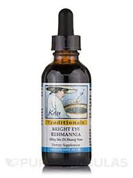 Kan Herbs - <b>Bright Eye</b> Rehmannia 2 oz [Health and <b>Beauty</b>]
