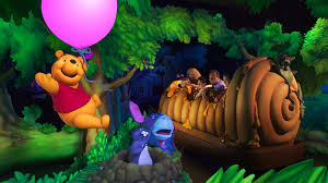 The Many Adventures of <b>Winnie the Pooh</b> | Attractions | Disneyland ...