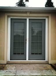 Screen Doors For French Doors Design : Retractable Screen Doors ...