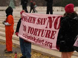 torture opposing viewpoints <a href live women say no to torture outside the third guantanamo hearing washington dc