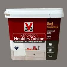 V33 Rénovation Meubles Cuisine Bois Vernis Mélaminés Stratifiés
