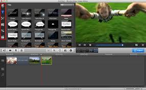 video bewerken mac